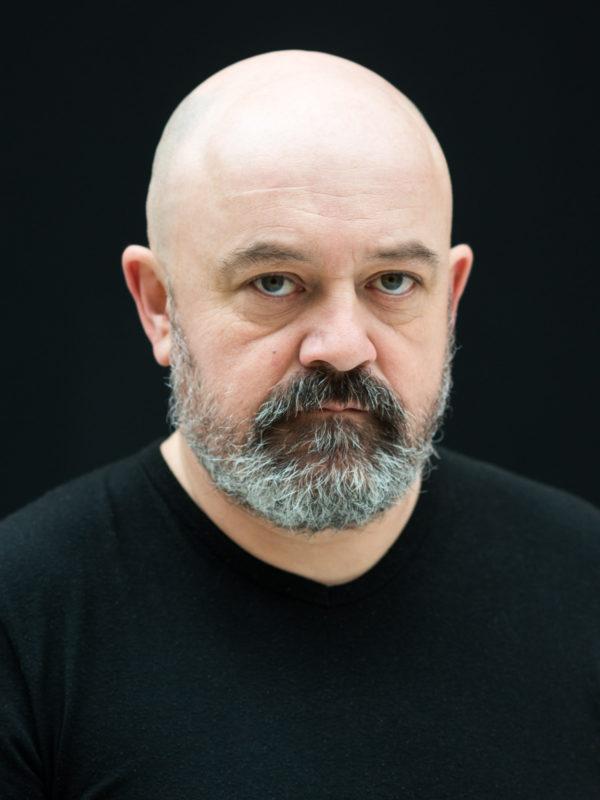 Retrato César Goldi