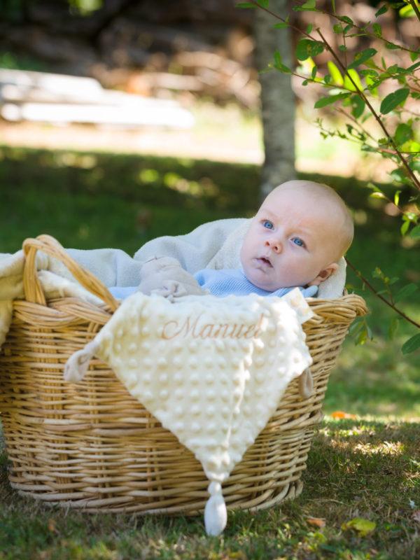 Sesión bebé - exterior