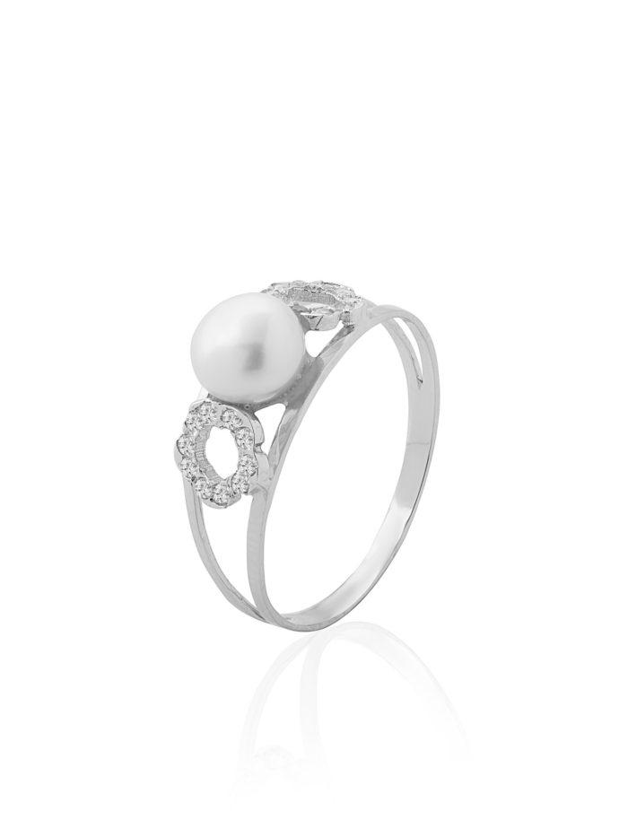 Fotografía de produto para E-Commerce-anel sobre fondo branco-Joyería Regueira